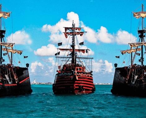Entradas Capitán Hook