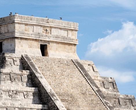 Entradas Chichén Itzá